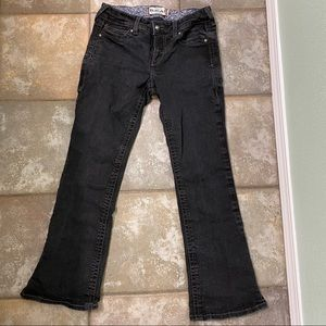 Ariat Black Denim Jeans